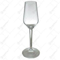 Set 6 pahare pentru bauturi spirtoase realizate din sticla -Vivien