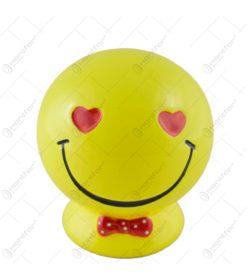 Pusculita din ceramica - Smiley