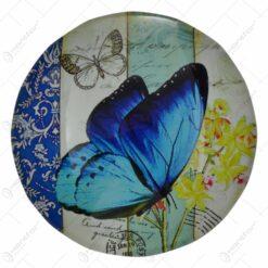 Magnet pentru frigider - Design Fluture - Diverse modele