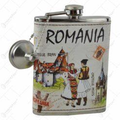 Plosca pentru whisky - Design Romania