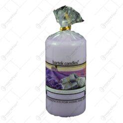 Lumanare parfumata cilindrica - Lavanda (Model 1)