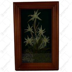 Tablou pentru perete - Design Floare de colt (Model 1)