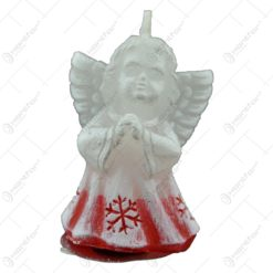 Set lumanari decorative pentru Craciun - Design Figurine Xmas
