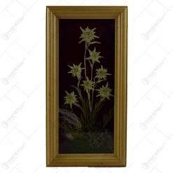 Tablou pentru perete - Design Floare de colt (Model 2)