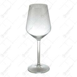 Set 6 pahare pentru vin realizate din sticla (Model 2)