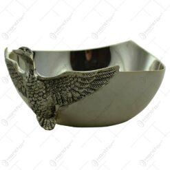 Bol decorativ realizat din metal - Elegant Metal