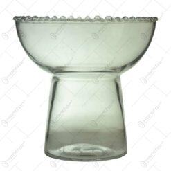 Sfesnic realizat din sticla - Design Elegant