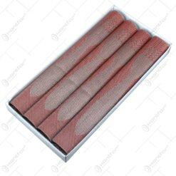 Set 4 suport pentru farfurii - Diverse culori