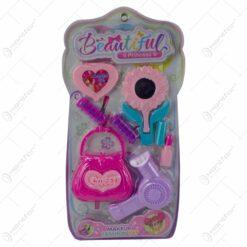 Set jucarie pentru fetite - Accesorii make up