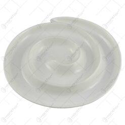 Bol pentru srevirea maslinelor realizat din ceramica - Design Contemporan