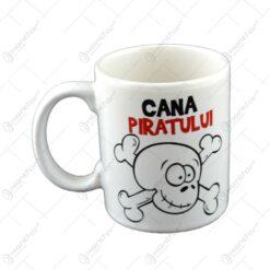 Cana Funny Mug - Piratului