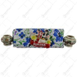 Set cadou 4 accesorii pentru bucatarie - Design traditional - Diverse modele