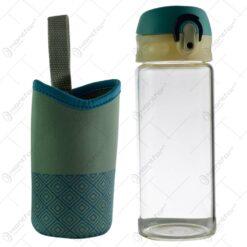 Sticla de apa cu husa termoizolanta 350 ml