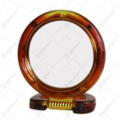 Oglinda tip stativ cu rama realizata din material plastic - Design Elegant (Tip 3)