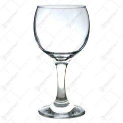 Set 6 pahare pentru vin rosu realizate din sticla - Design Elegant (Tip 1)