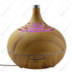 Difuzor aromaterapie cu lampa ambientala (Model 3)