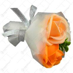 Buchet artificial - Trandafiri - Diverse culori