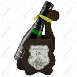 Suport sticla cu bautura - Pentru cel mai bun sef