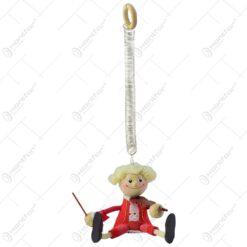 Figurina bungee jumping - Mozart
