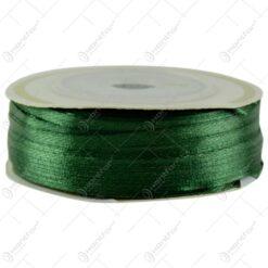 Panglica decorativa realizata din satin - Verde