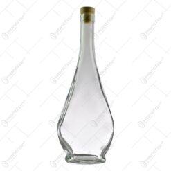 Sticla pentru bauturi cu dop de cauciuc (Model 1)