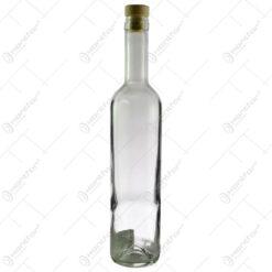 Sticla pentru bauturi cu dop de cauciuc (Model 2)