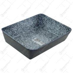 Tava pentru prajitura realizata din aluminiu cu acoperire de granit(Model 3)