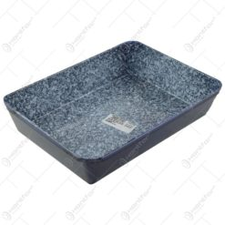 Tava pentru prajitura realizata din aluminiu cu acoperire de granit(Model 2)