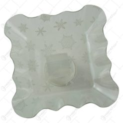 Bol realizat din material plastic - Design Craciun