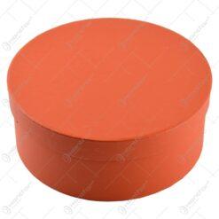 Acest set contine trei cutii in forma rotunda cu marimi diferite de la mic la mare