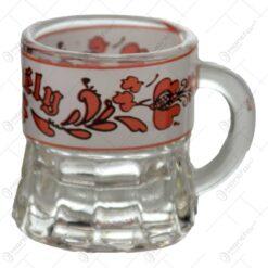 "Pahar pentru bauturi spirtoase - Design Traditional - ""Erdely"""