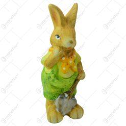 Figurina iepuras de Paste realizata din ceramica (Model 3)