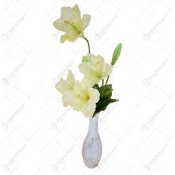 Floare artificiala - Amaryllis (Crin de camera) - Diferite culori