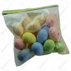 Set oua colorate pentru Pasti - Multicolor (Model 2)
