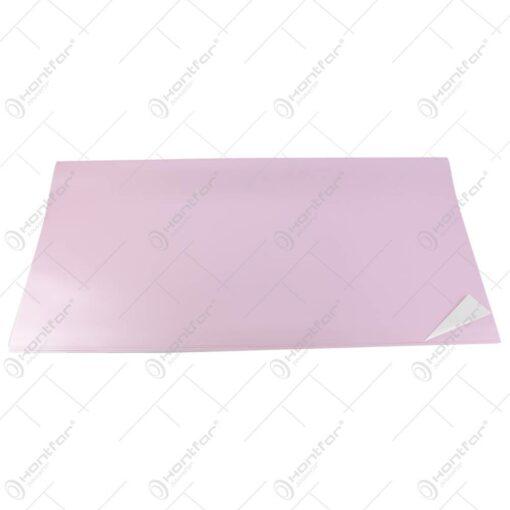 Set 20 de hartii de ambalaj metalizate - Roz