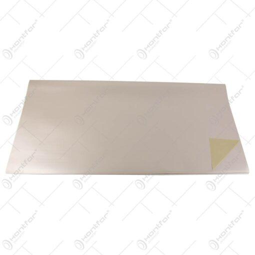 Set 20 de hartii de ambalaj metalizate - Bej
