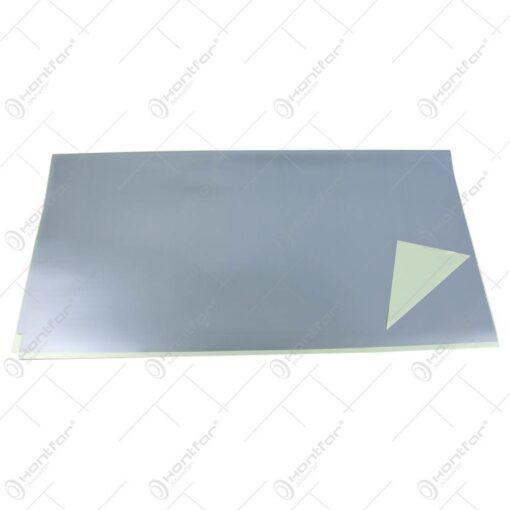 Set 20 de hartii de ambalaj metalizate - Argintiu (Model 2)