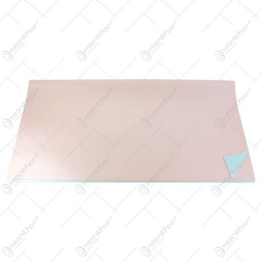 Set 20 de hartii de ambalaj metalizate - Roz pudra (Model 1)