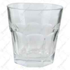 Pahar realizat din sticla pentru whiskey