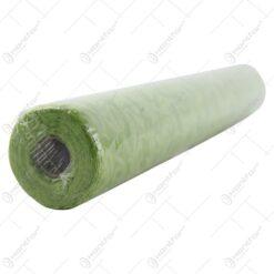 Hartie pentru ambalat - Design floral - Verde