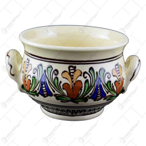 Oala traditionala din ceramica de Corund 9 CM