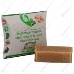 Sapun handmade cu lapte de capra si cu roinita - 70 gr