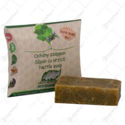 Sapun handmade cu plante medicinale - Urzica - 70 gr