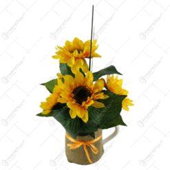 Cana cu Floarea-soarelui 40 CM