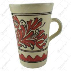 Cana ceramica traditionala Corund 14 CM