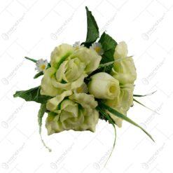 Buchet de trandafiri artificiali 37 CM