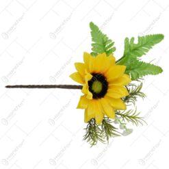 Floarea soarelui artificial 20 CM