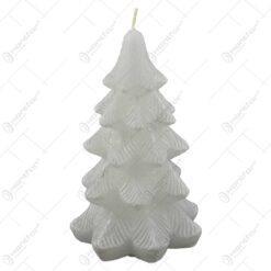 Lumanare in forma de brad pentru Craciun - Christmas tree