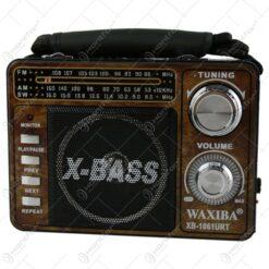 Radio portabil Waxiba XB-1061URT