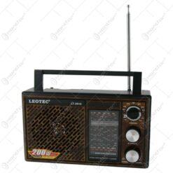 Radio portabil Leotec LT-2016 cu aspect Retro